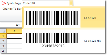 Barcode Add-In for Microsoft Excel and Word on Windows and Mac