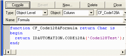 Insert the Appropriate PL/SQL Function Call Where Needed.