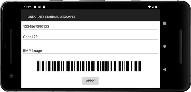 .NET Standard Linear + 2D Barcode Generator full screenshot