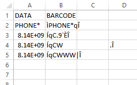 Excel interprets commas incorrectly