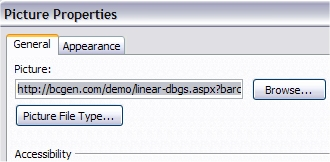 Image Properties in Sharepoint