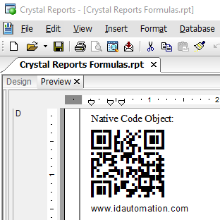 QR-Code Font and Encoder Software