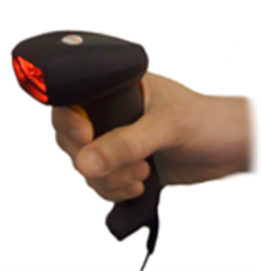 IDAutomation 2D USB Barcode Scanner