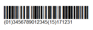 Crystal Reports Barcode
